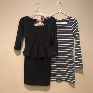 Dresses & Skirts - Two Body Con Dresses bundled together